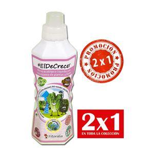 Fertilizante Líquido Eco Fitoralia de Crecimiento #ElDeCrecer 750 ml