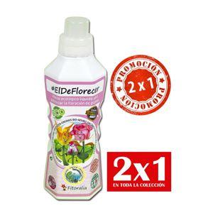 Fertilizante Líquido Eco Fitoralia de Floración #ElDeFlorecer 750 ml