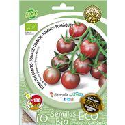 """Sobre Semilla ECO Tomate Cherry """"Black Cherry"""" - 04082001 (1)"""