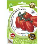 """Sobre Semilla ECO Tomate Pera Bajo """"Super Roma VF"""" - 04082016 (0)"""
